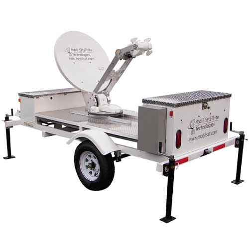 profile image of ECT-LITE communications trailer