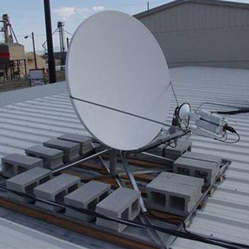 fixed satellite antennas