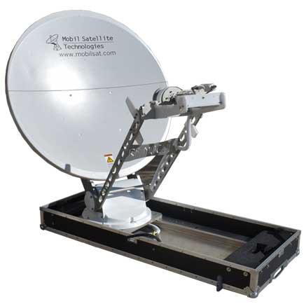 FLDataSat 1200 deployed