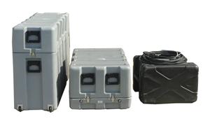 Three case solution for flyaway satellite internet rentals.