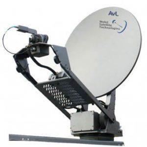 AVL 1078 mobile satellite