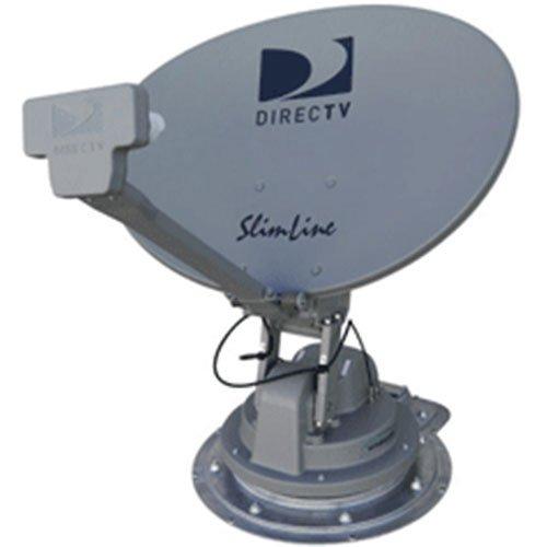 DIRECTV Slimline SK-SWM3 satellite TV antenna for RV