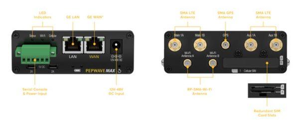 Pepwave Peplink Transit Mini 2 Cellular Router
