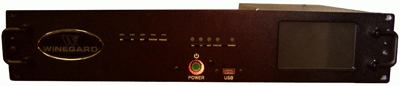 Winegard Controller, integrated X5