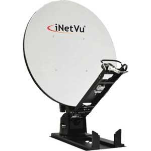 iNetVu mobile satellite antenna 1.2 meter