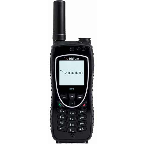 Iridium Extreme satelllite phone