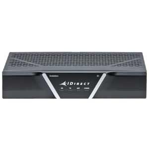iDirect X1 satellite internet modem