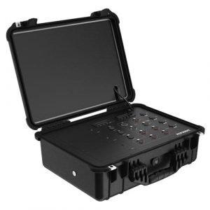 Pepwave PDX case open
