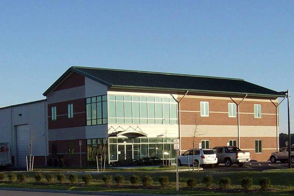 MobilSat main office in Chesapeake, Virginia